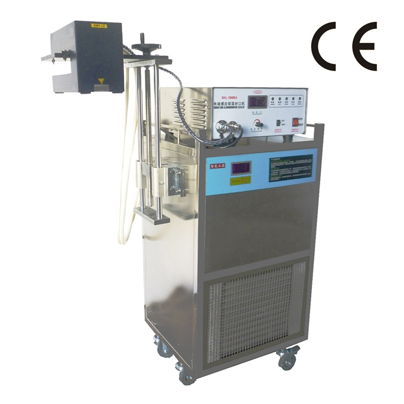 Automatic High speed Water Cooled Sealing Machine Max 3000W