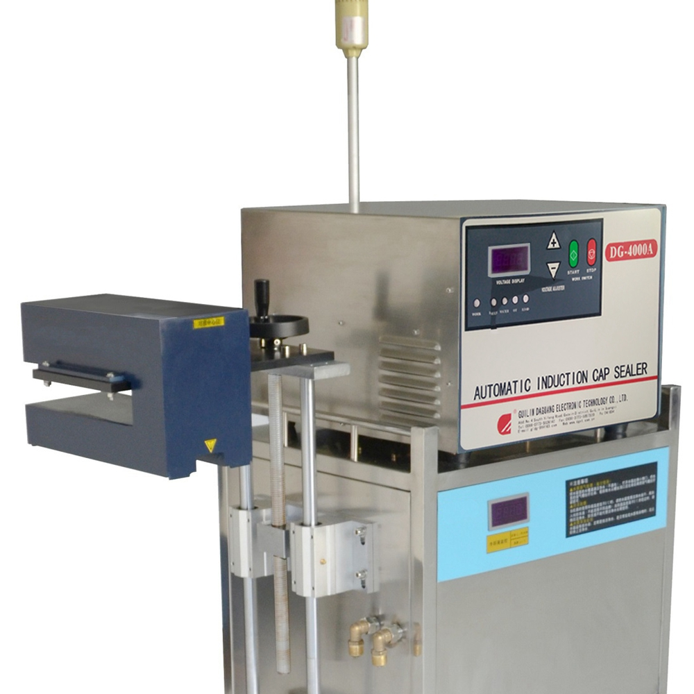 DG-4000A+ induction sealing machine