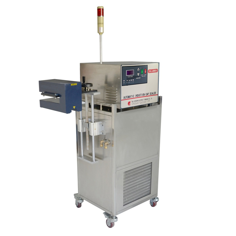DG-4000A PLUS induction sealing machine